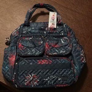 Brand new Lug mini puddle jumper bag